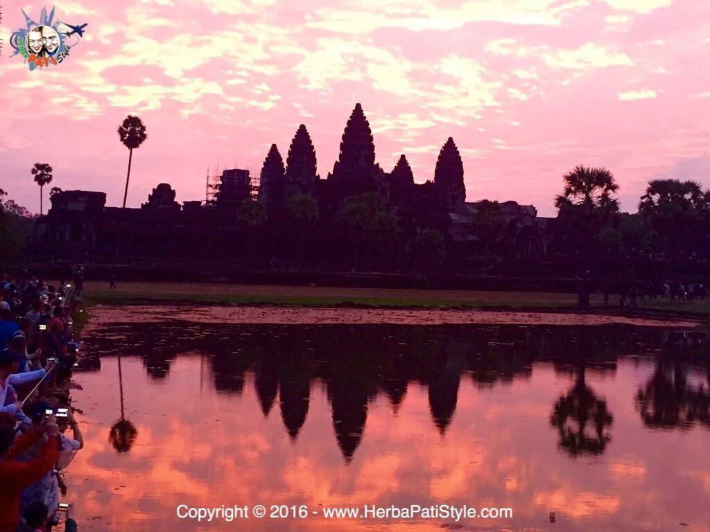 Alba nel mondo - Angkor Wat