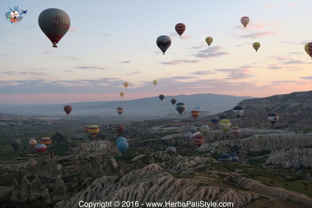 Alba nel mondo - Cappadocia