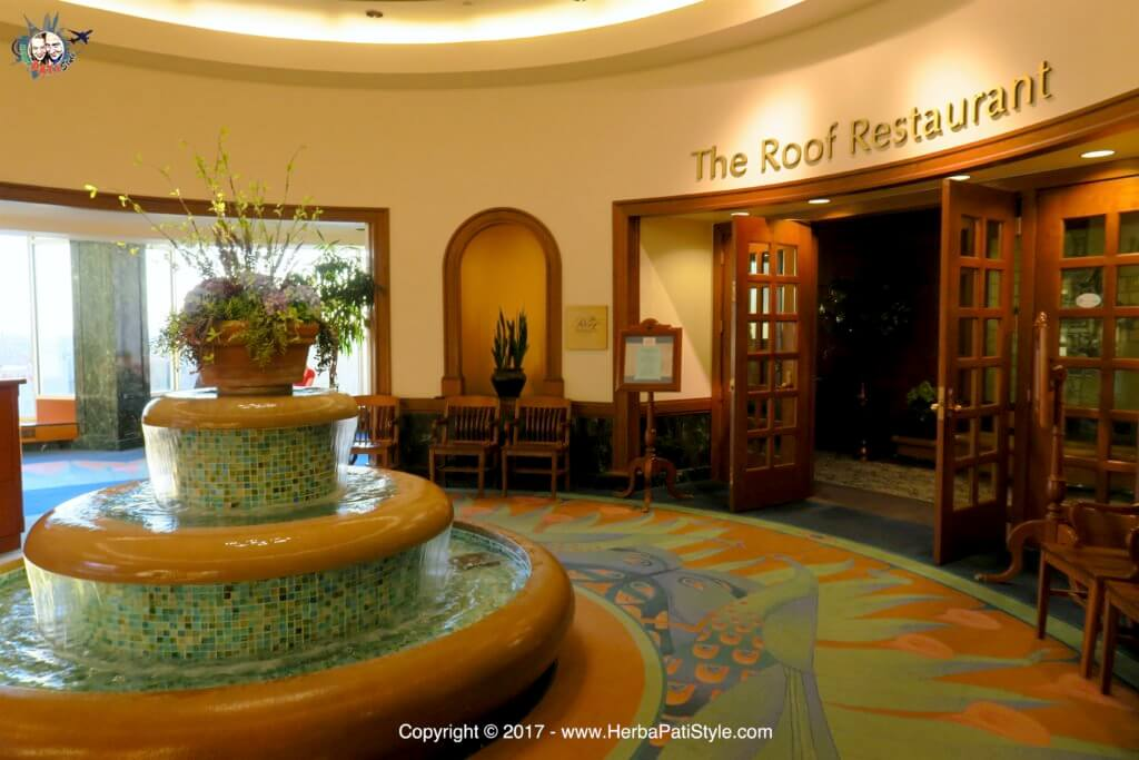 Ingresso del The Roof Restaurant - Ristorante a Salt Lake City
