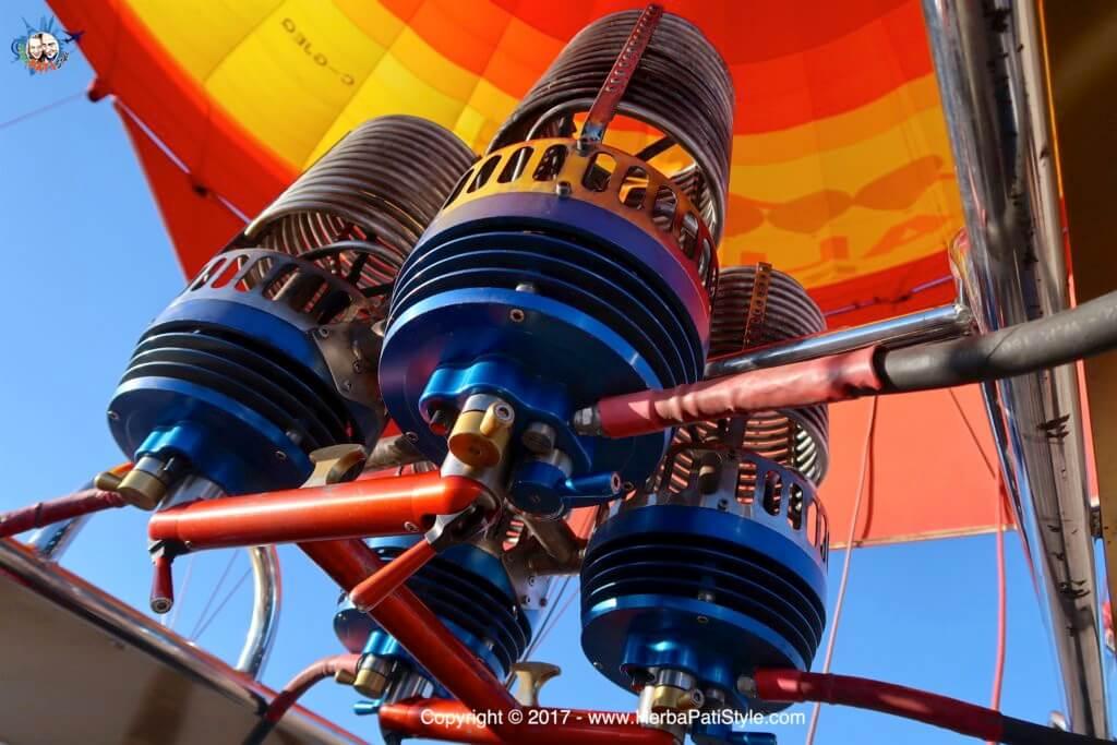 Mongolfiera Las Vegas - Vegas Balloon Rides