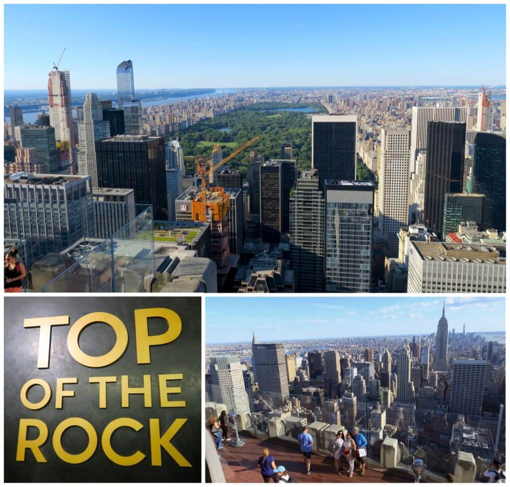 Risparmiare a New York con la CityPASS: Top of The Rock