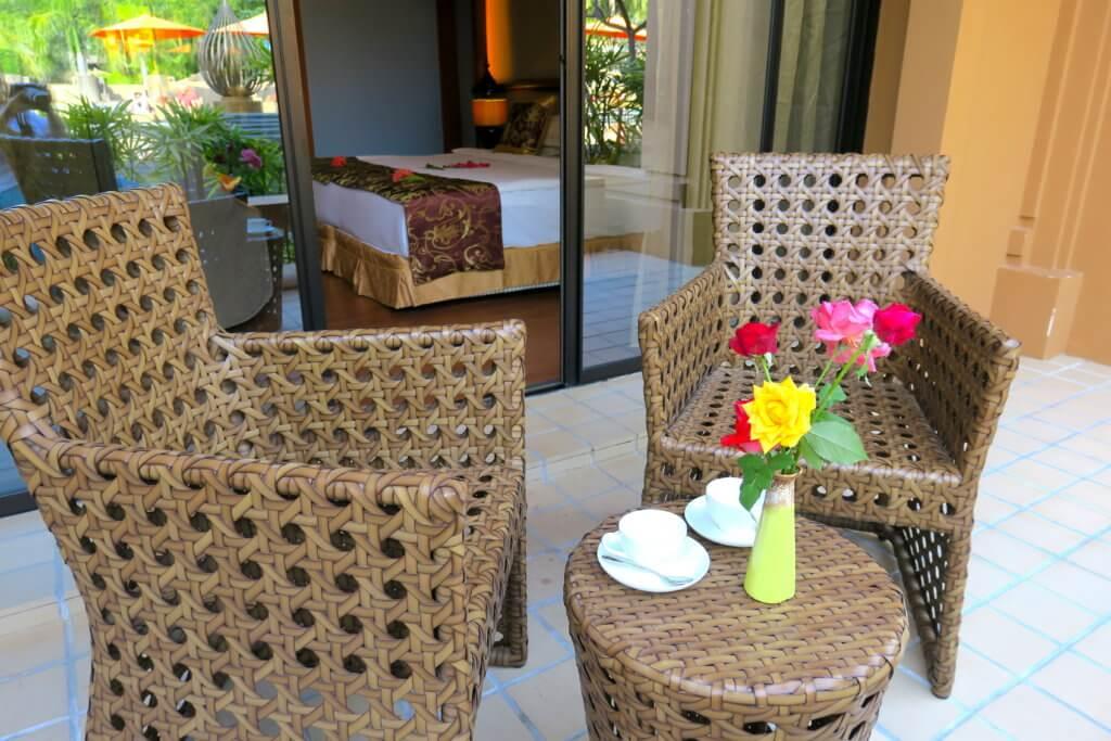 Umbra Hotel a Bagan - camera