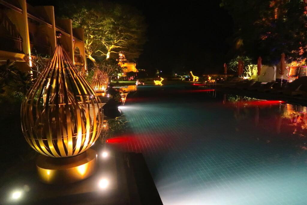 Umbra Hotel a Bagan - cena2