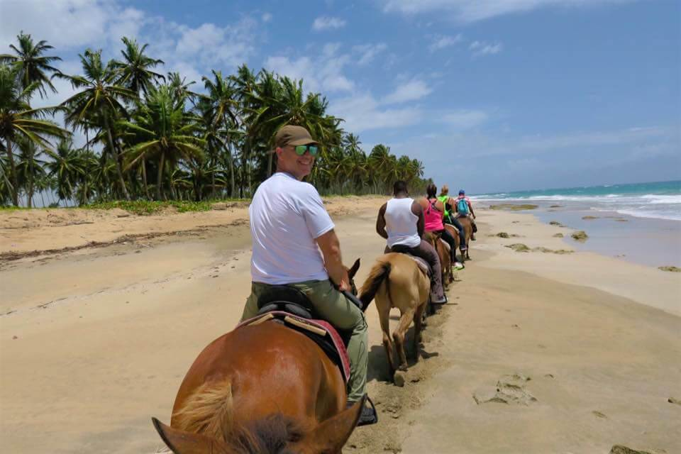 cavallo in repubblica dominicana
