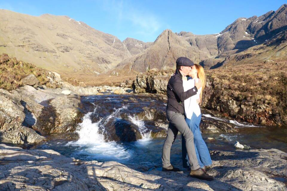 itinerario romantico in Scozia