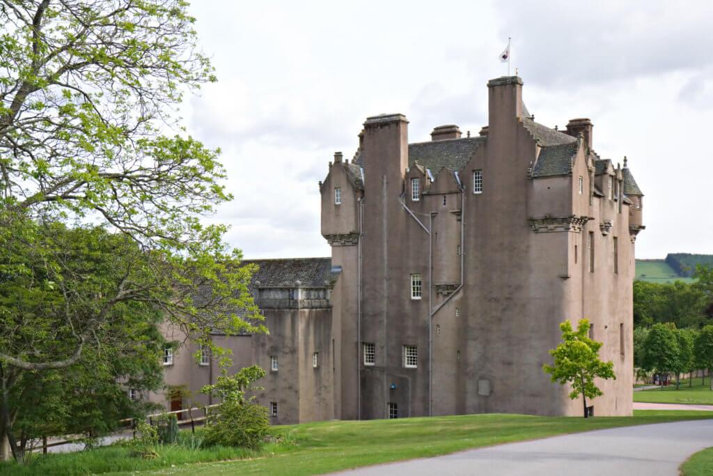 Glendavan house