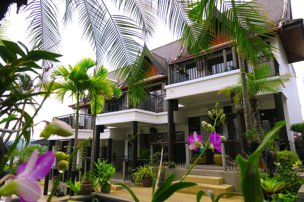 Hotel vista mare a Patong