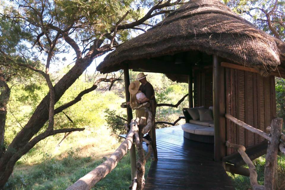 Lodge romantico in Sudafrica: Makalali Private Game Lodge