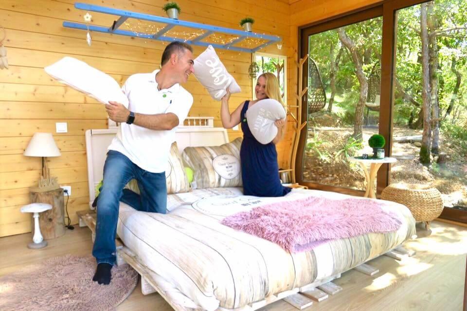 Dormire in una bolla in Francia - Admirons La Nature
