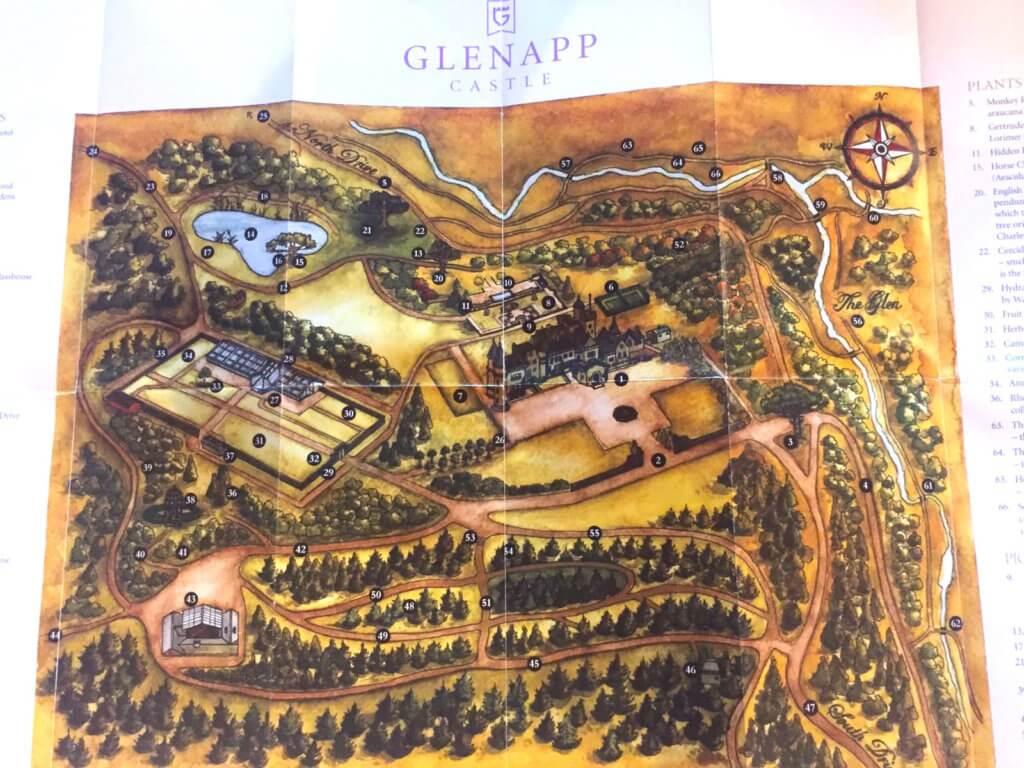 Dormire in un castello in Scozia - Glenapp Castle