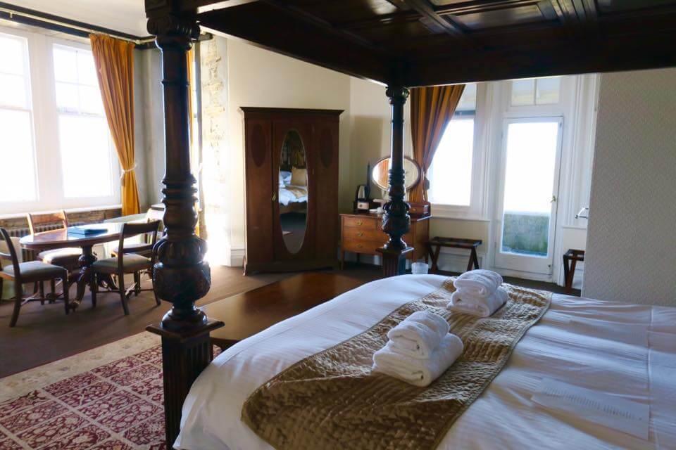 Dormire in un castello in Cornovaglia