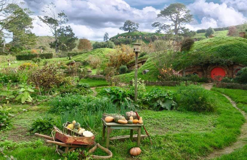 Hobbiton Nuova Zelanda