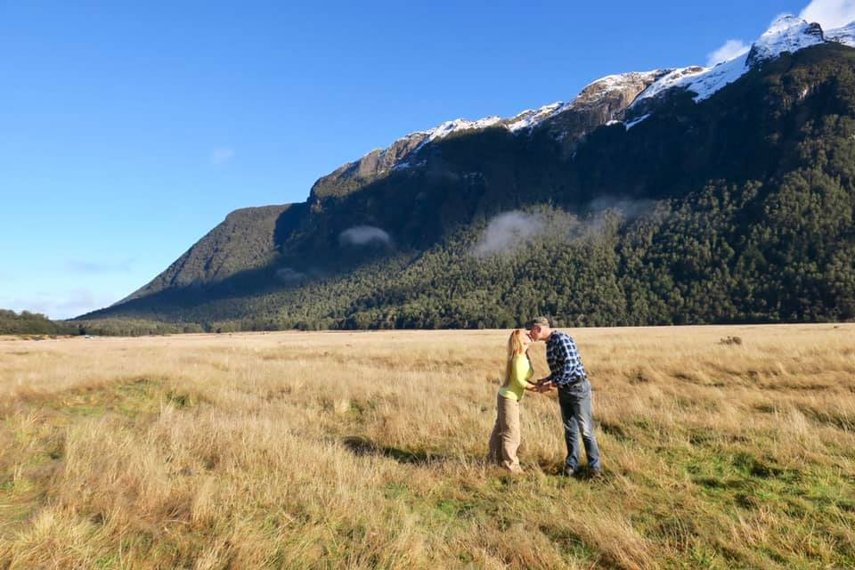 Viaggio Nuova Zelanda