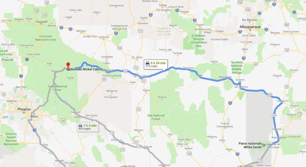 Viaggio in America | Giorno 5 - la Tonto National Forest