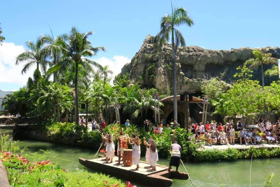 Hawaii - Polynesian Cultural Center