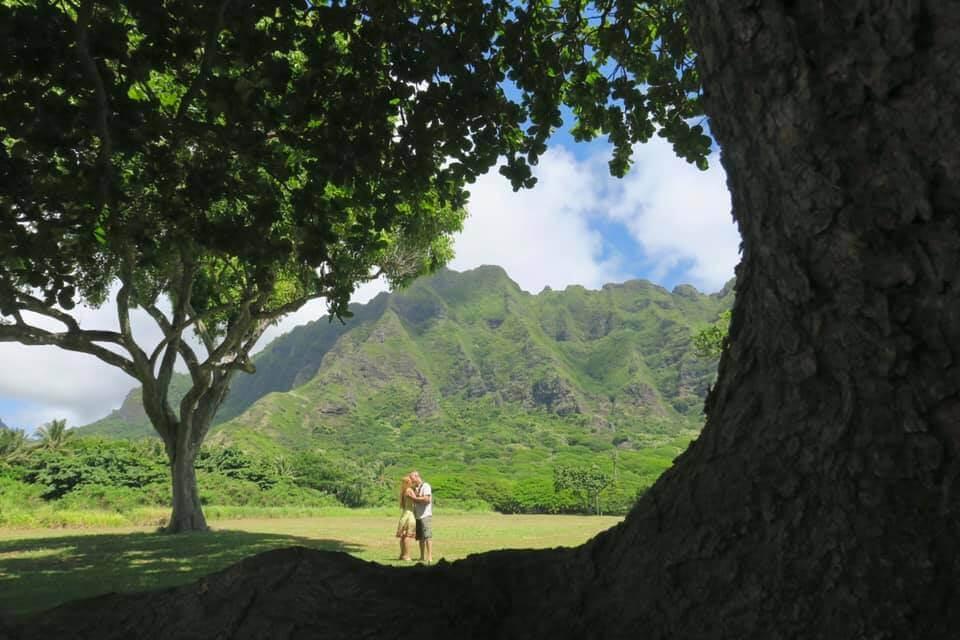 viaggio alle Hawaii - Kualoa State Park