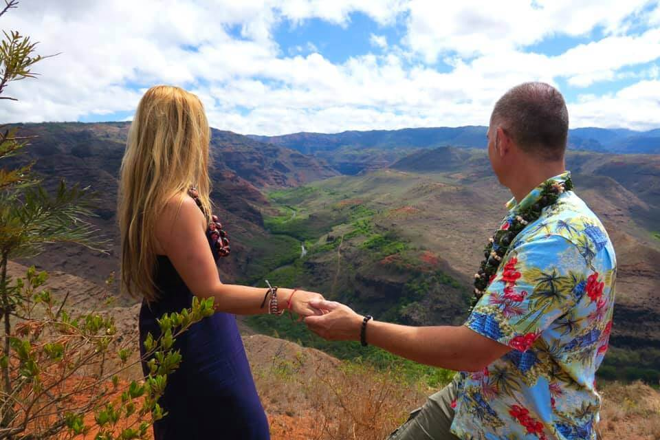 Viaggio alle Hawaii - il Waimea Canyon