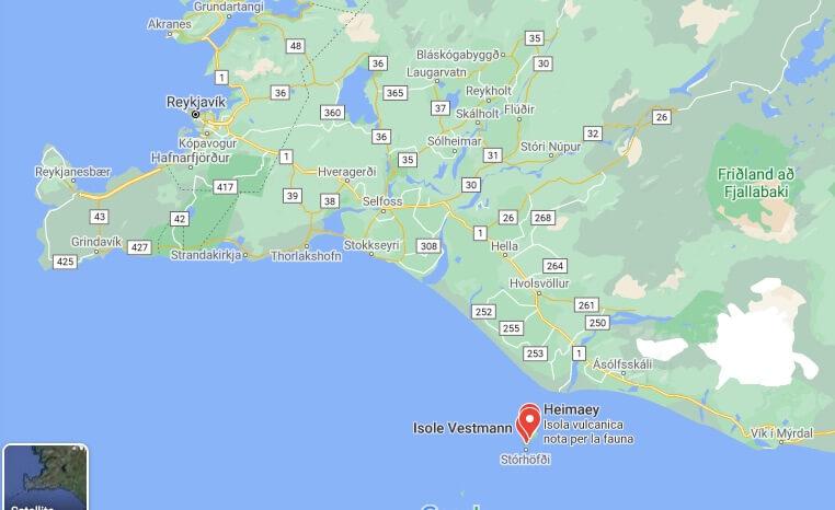 Alla scoperta delle isole Vestmannaeyjar
